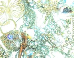 Blue,Charms,Glow,Jewellery,Jewels,Necklace - inspiring picture on PicShip.com