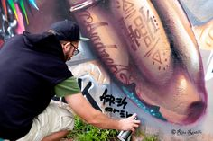 https://flic.kr/p/H9dnDh   Roma. Ex-Fiera di Roma. Graffiti for '9 years of Graff Dream'-The Maya theme. By Hoek. Wip   Please don't use my images on websites, blogs or other media without my explicit permission - rr.restifo@gmail.com. © All rights reserved