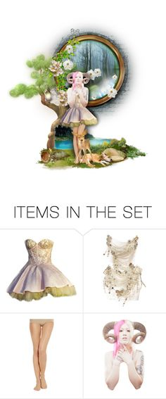 """""""The Island of Dr. Moreau"""" by raynefyre ❤ liked on Polyvore featuring art"""