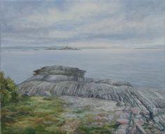 Ved sjøen. Snarøya. www.oseland.info