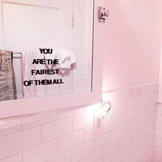 We love this! Such a cute reminder that you are the best out there Party Girl!
