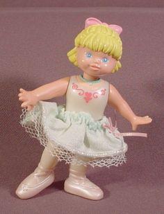 Fisher Price Dream Loving Dollhouse 1995 Ballet Dancer Girl Daughter Sister Figure