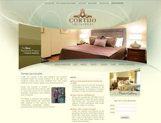 Ideas creativas ejemplos hacer crear diseño pagina web casa rural y turismo rural hotel con encanto