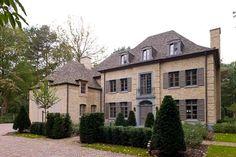 België, landelijke stijl, Belgium House, Kultuz