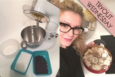 Tryout Wednesday: Backe, backe Kekse mit der Philips Küchenmaschine Biscuits, Cakes