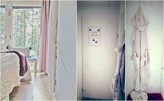 Makuuhuone on mielestäni yksi asunnon tärkeimmistä huoneista, koska se on paikka minne mennään päästämään kaikesta irti ja lataudu...