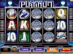 Pure Platinum Slot Machine, Casinò online Voglia di Vincere #Slot, #Slotmachine, #Vogliadivincere, #Casinoonline