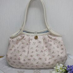 Lovely bag... with pattern and images how to make it!