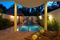 Presidential Pool Villa private pool