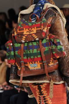 Ralph Lauren at New York Fashion Week Fall 2014 - Details Runway Photos