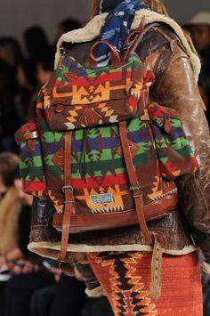 Ralph Lauren at New York Fashion Week Fall 2014 - Details Runway Photos