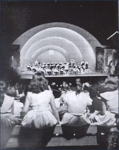 The Levitt Shell is an amphitheater that presented the first-ever rock and roll show when Elvis Presley performed on July 30, 1954. Now free concerts are performed at the Shell.