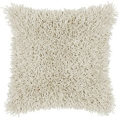 A textural delight, the Rizzy Home Tufted Fibers Poly Shag Decorative Throw Pillow brings shag back in a big way. This pillow is made with a polyester. Throw Pillows Bed, Accent Pillows, Patterned Carpet, Home Decor Outlet, Carpet Runner, E Design, Interior Design, Accent Pieces, Decorative Accessories