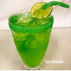 TROPICAL HULK - For more delicious recipes and drinks, visit us here: www.TopShelfPours.com