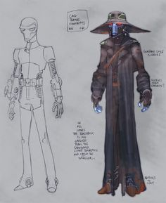 The weapon that Jango Fett used to kill Zam Wesell was first identified as a… Star Wars Books, Star Wars Rpg, Star Wars Concept Art, Star Wars Fan Art, Star Wars Battlefront 3, Cad Bane, Star Wars Figurines, Star Wars Bounty Hunter, Star Wars Characters Pictures