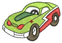 Hermosa Bordados de Autos para Niños, Descargar Gratis ~ Bordados Descargar Gratis, 200,000 mil Diseños Bordados Descargar Gratis