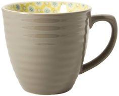 ECP Design - Taza (cerámica), color marrón - 10.12€