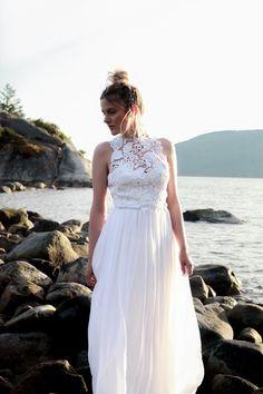 A Month Of Weddings // Joanna Delaney Wedding Dress — Treasures & Travels