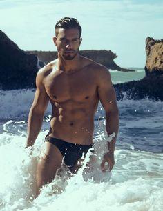 Sexy Darian Alvarez In Lash Magazine    http://www.homorazzi.com/article/darian-alvarez-shirtless-male-model-lash-magazine-beach-photo-shoot/