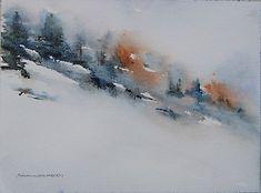 Bosco d\'inverno