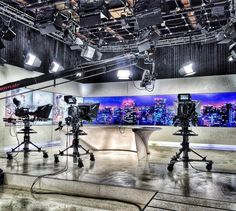 Production Lighting in Television, Motion Picture, Churches, Auditoriums, Studios, and Stages. by FLUOTEC