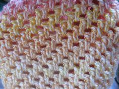 Meladora Mesh Stitch - Meladora's Free Crochet Patterns & Tutorials
