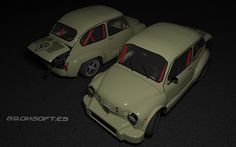 Fiat 600 Abarth | Flickr: Intercambio de fotos
