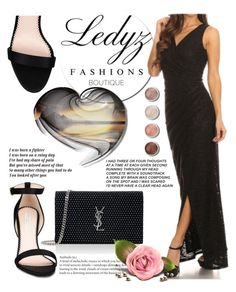 """Ledyz Fashions"" by jecakns ❤ liked on Polyvore featuring Yves Saint Laurent, STELLA McCARTNEY, Terre Mère and loveledyzfashions"