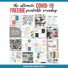 The Best Free Scrapbooking Printables — Traci Reed Designs Free Digital Scrapbooking, Digital Scrapbook Paper, Scrapbook Templates, Scrapbook Page Layouts, Scrapbooking Ideas, Scrapbook Patterns, Scrapbook Sketches, Digital Papers, Project Life Karten