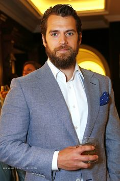 Henry Cavill at the Dunhill and GQ Style Party