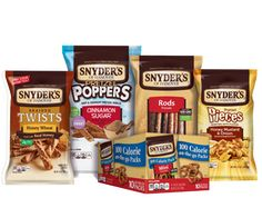 Brand New SavingStar Ecoupon!Snyder's of Hanover® Products - http://www.couponsforyourfamily.com/brand-new-savingstar-ecouponsnyders-of-hanover-products/
