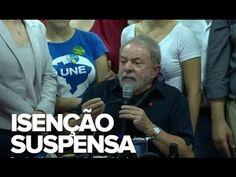 Receita Federal suspende isenção tributária do Instituto Lula referente ...