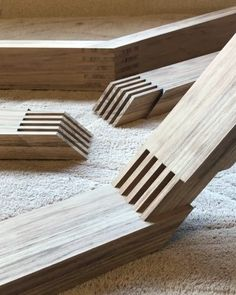 """4,215 Me gusta, 38 comentarios - Product (@p.roduct) en Instagram: """"Wood Joinery by Nathan Day. #p_roduct"""""""