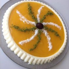 Portakal Soslu İrmik Tatlısı Tarifi | Enfes Tarifler