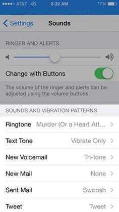 set ringtone iphone -