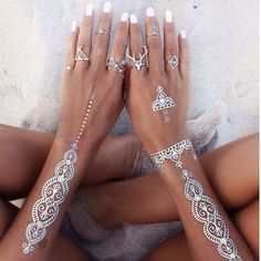 GypsyLovinLight Jewelry + Flash Tattoos