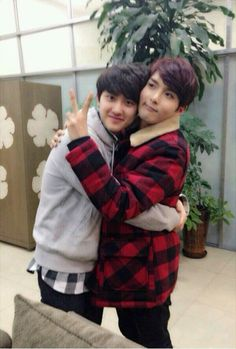 D.O and Ryeowook