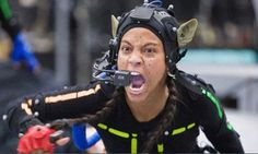 Amazing Behind-the-Scenes Photos from Famous Movie Sets - 'Avatar'