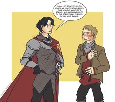 Merlin!John and Arthur!Sherlock by johanirae.deviantart.com on @deviantART