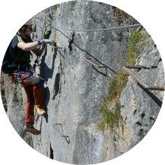 Tyssedal via ferrata - en spektakulær opplevelse i fjellene i Tyssedal! Activities