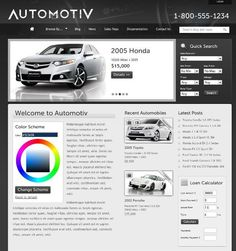 [WordPress] - Automotiv Car Business Wordpress Theme | Xtratheme