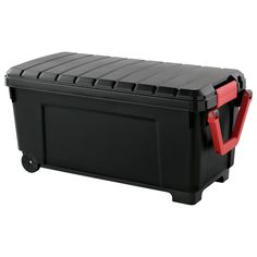 Stor-It-All Trunk with Wheels Black | SALE $41.99