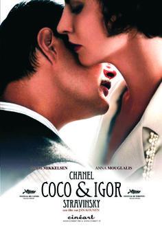 Coco Chanel et Igor Stravinsky - over de buitenechtelijke relatie tussen deze twee. Lees erover op: http://www.fransefilms.nl/coco-chanel-et-igor-stravinsky/