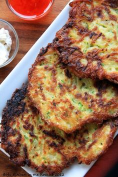 Potato Zucchini Pancakes | Healthy Recipes and Weight Loss Ideas
