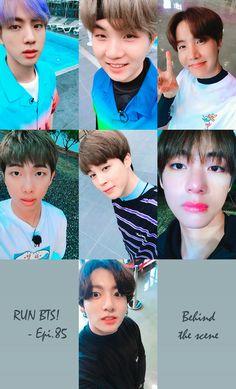 RUN BTS! 2019 - Epi.85 Behind the scene 💜💜 Jimin, Bts Bangtan Boy, Bts Group Photos, Bts Official Light Stick, Run Bts, Bts Lockscreen, I Love Bts, Bulletproof Boy Scouts, Bts Pictures