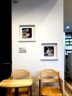 家族の笑い声が響き渡り、お子様の成長を見守る家。 Gallery Wall, Design, Home Decor, Decoration Home, Room Decor, Home Interior Design, Home Decoration, Interior Design