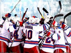 #nyrangers #rangershockey