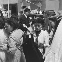 Hubert de Givenchy 1952