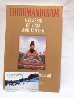 Thirumandiram A Classic of Yoga and Tantra by Thirumoolar 1993, Paperback Vol 2 | eBay