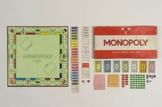 Monopoly. Turning friends into enemies since 1903. My first experience in strategy gaming.